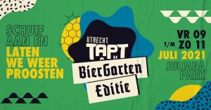 Utrecht TAPT | Biergarten Editie